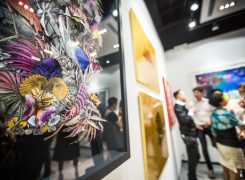 "Exhibition ""NOTABLE"" Brings Surprises to Asian Collectors"